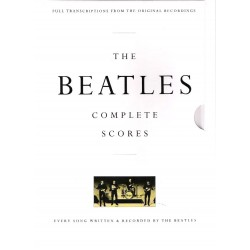 Beatles - The Complete Scores