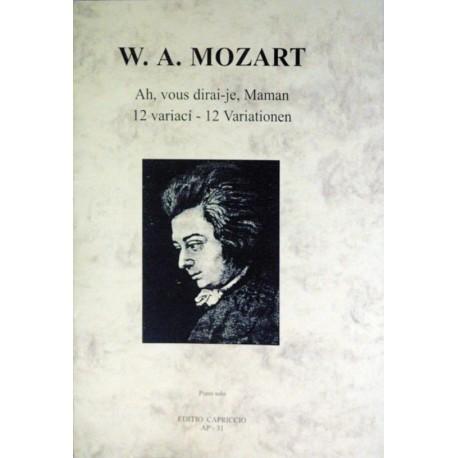 Mozart - Ah, vous dirai-je, Maman