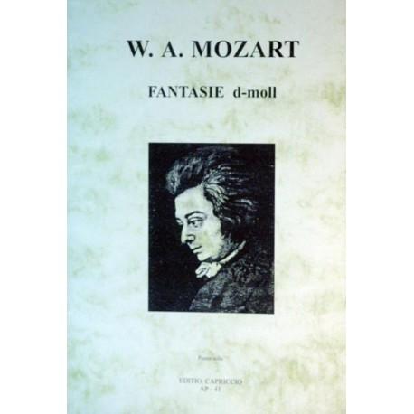 Mozart W.A. - Fantasie D-moll