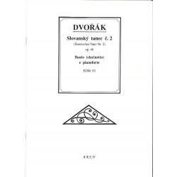 Dvořák Antonín - Slovanský tanec č.2