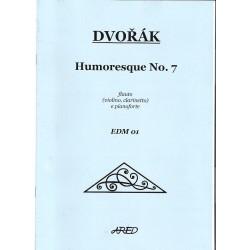 Dvořák Antonín - Humoreska op.101 č.7