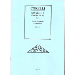 Corelli Arcangelo- Sonáta č.8