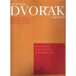 Dvořák Antonín- Humoresky op.101