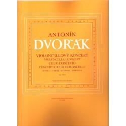 Dvořák Antonín- Koncert pro violoncello h moll op.104