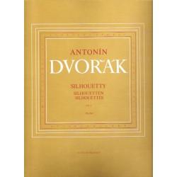 Dvořák Antonín - Silhouetty op.8