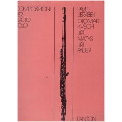 -Composizioni per flauto