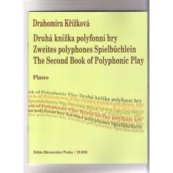 Křížková Drahomíra- 2.knížka polyfonní hry