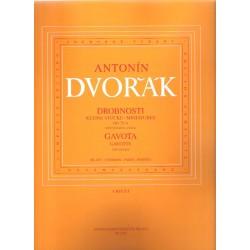 Dvořák Antonín - Drobnosti op.75