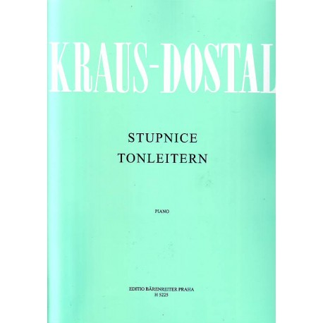Kraus - Stupnice