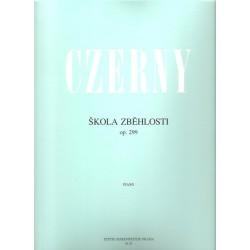 Czerny Carl- Škola zručnosti op.299