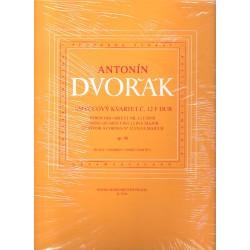 Dvořák Antonín - Smyčcový kvartet XII.