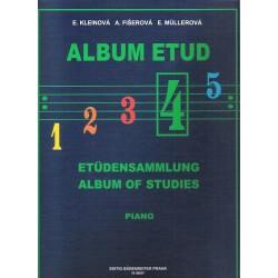 -Kleinová - Album etud IV