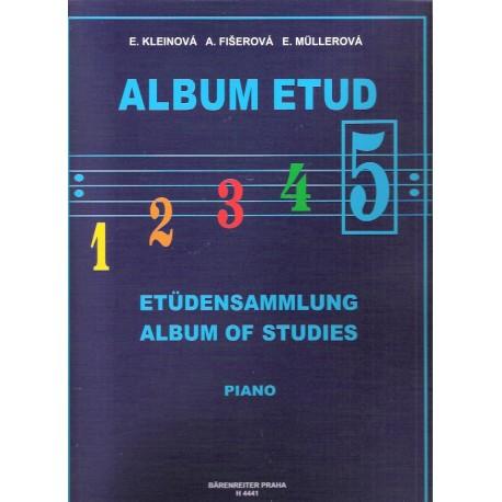 Kleinová E.- Album etud V