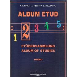 Kleinová E.- Album etud II