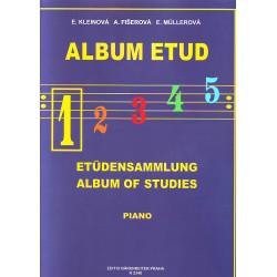 Kleinová E.,Fišerová A.Mullerová E. - Album etud I