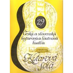 Jirmal Jiří - Česká a slovenská kytar.hudba