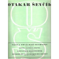 -Ševčík Otakar - Opus 2 sešit I