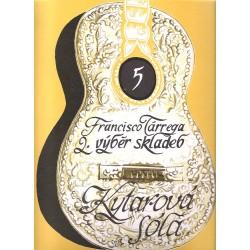 Tarrega F.- 2. výběr skladeb