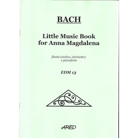 Bach J.S.- Knížka skladeb pro A.M.B.