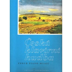 - Česká klavírní hudba