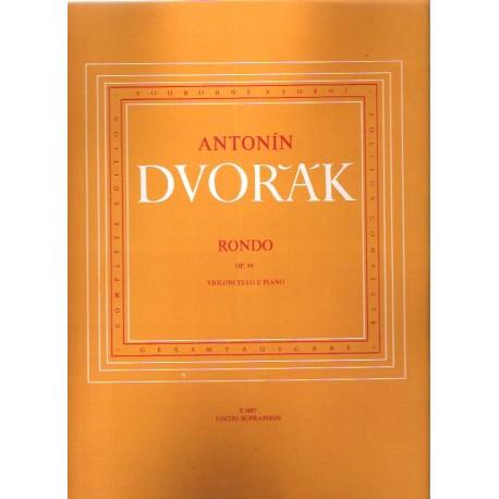 Dvořák Antonín - Rondo op.94