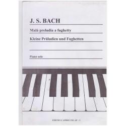 Bach J.S. - Malá preludia a fughetty