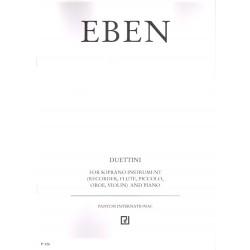 Eben Petr - Duettina