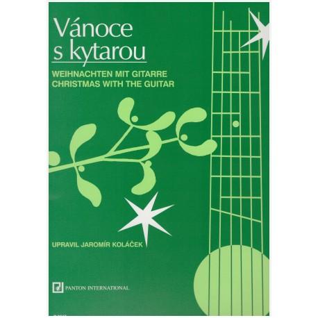 Koláček J.- Vánoce s kytarou