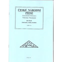 Neumann V.- České národní písně