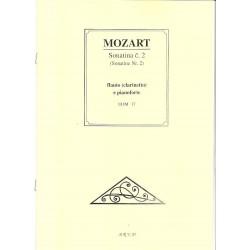 Mozart W.A.- Sonatina 2