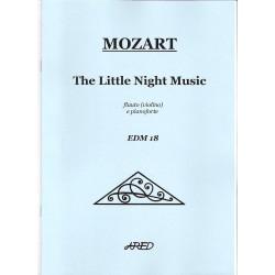 Mozart W.A.- Malá noční hudba