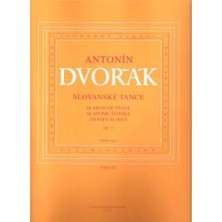 Dvořák Antonín - Slovanské tance Op.72