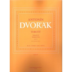 Dvořák Antonín- Terzetto op.74