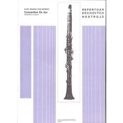 Weber C.M.- Concertino Es dur