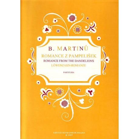 Martinů B. - Romance z pampelišek