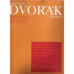 Dvořák Antonín - Klavírní kvartet D