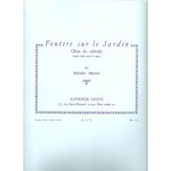 Martinů B.- Okna do zahrady