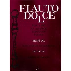 Daniel Ladislav - Škola hry na altovou flétnu 1