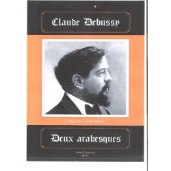 Debussy Claude- Deux Arabesques