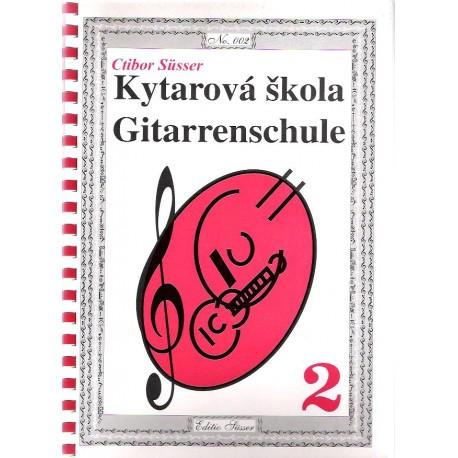Susser Ctibor- Kytarová škola II