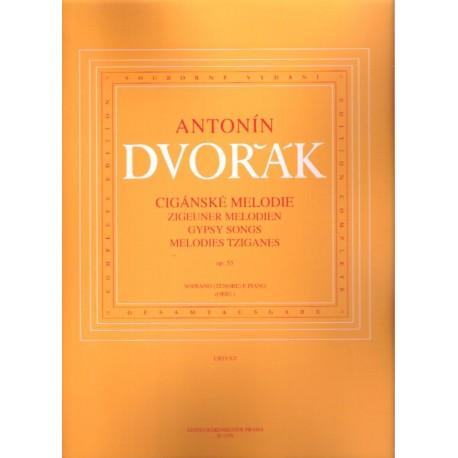 Dvořák Antonín- Cigánské melodie