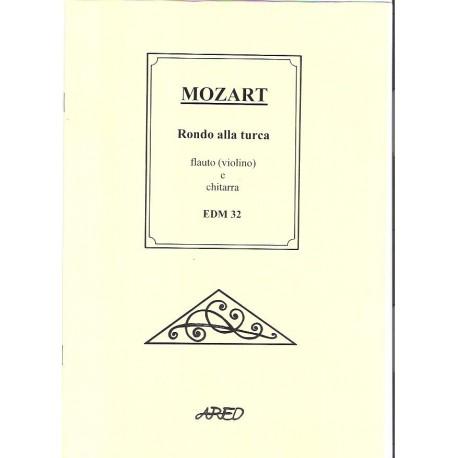 Mozart W.A. - Rondo alla turca