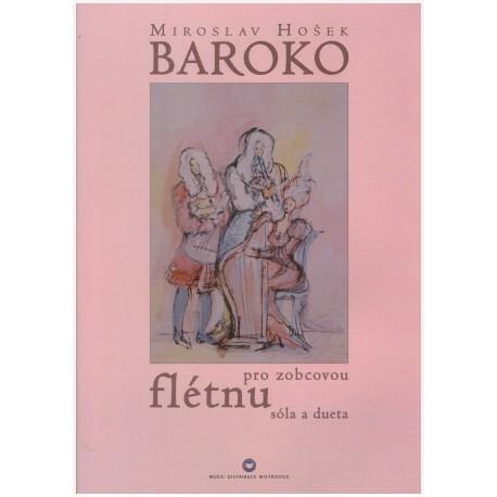 Hošek - Baroko pro zobcovou flétnu