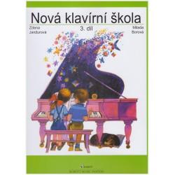 Janžurová Z.- Nová klavírní škola 3