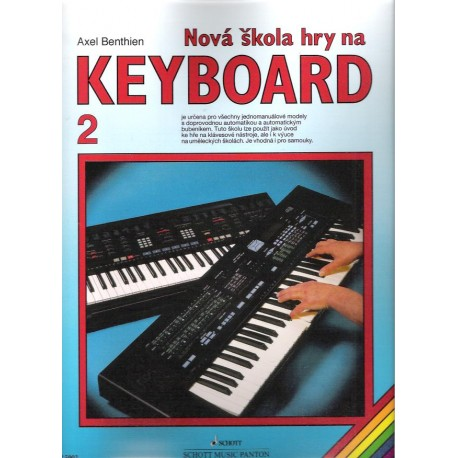 Benthien Axel - Nová škola hry na keyboard 2