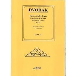 Dvořák Antonín - Romantické kusy op. 75