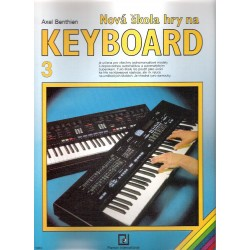 Benthien Axel - Nová škola hry na keyboard 3