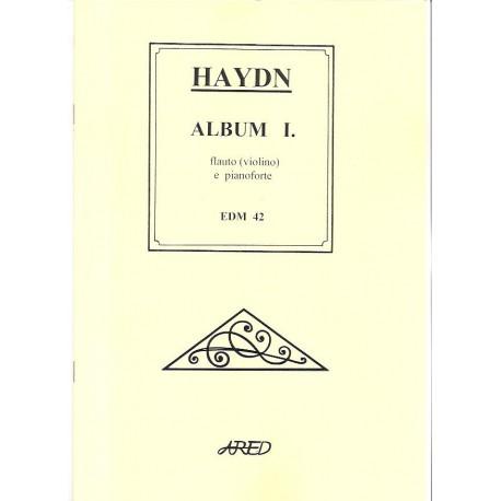Haydn Joseph - Album I.