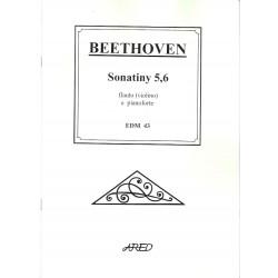 Beethoven L.v.- Sonatiny 5.6