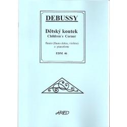Debussy Claude- Dětský koutek
